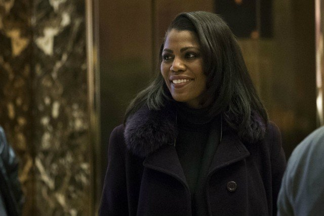 Omarosa releases tape of Trump campaign's job offer