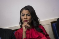 Omarosa Says the N-Word <i>Apprentice</i> Tape Is Real in New Book