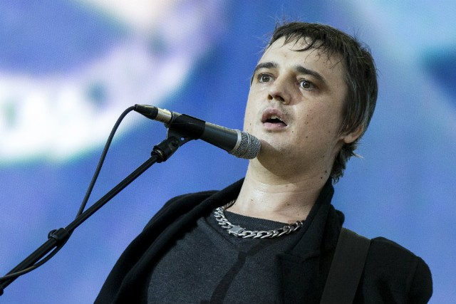 Pete Doherty Eats Massive Breakfast at Dalby Cafe in Margate