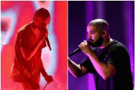 "Watch Drake Bring Out Travis Scott for ""Sicko Mode"" in Toronto"