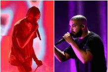 "drake and travis scott perform ""sicko mode"""