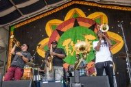 The Soul Rebels Bring the Funk to Grandoozy