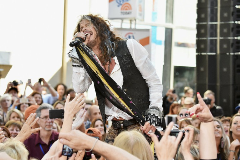 Steven Tyler Tells Trump to Stop Playing Aerosmith at Rallies