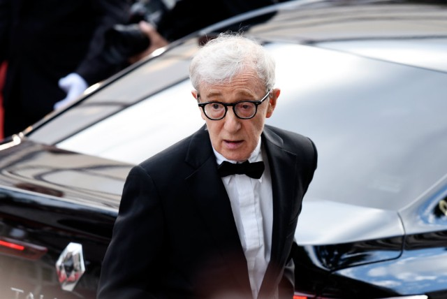 "Woody Allen's ""A Rainy Day in New York"" Shelved by Amazon"