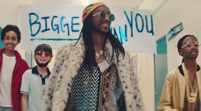 "2 Chainz Ft. Drake & Quavo ""Bigger Than You"""