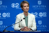 Cynthia Nixon's Controversial Bagel Order Approved By Deli Connoisseur El-P