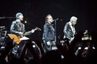 "U2 Concert Cancelled After Bono Suffers ""Complete Loss of Voice"""
