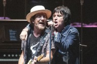Watch Eddie Vedder Bring Out Liz Phair and Johnny Marr at Ohana Fest