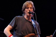 Grateful Dead Bassist Phil Lesh Gave $10,000 to a GoFundMe for Christine Blasey Ford