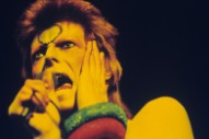 A David Bowie Cocktail Bar is Opening in London