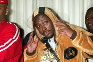 An Ol' Dirty Bastard Biopic Is in the Works, RZA to Produce