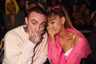Ariana Grande Shares Touching Photo Following Mac Miller's Death