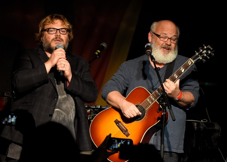 tenacious d announce album and animated series
