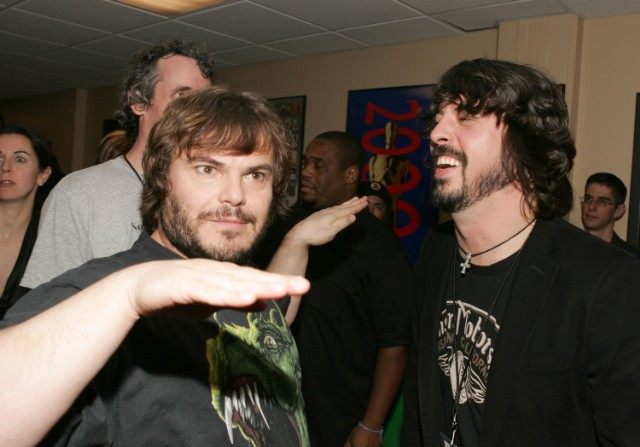 tenacious d jack black dave grohl interview