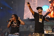 "Swizz Beatz and Lil Wayne – ""Pistol on My Side (P.O.M.S)"""