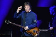 Paul McCartney Hears Elvis Costello Screaming at Him in His Head