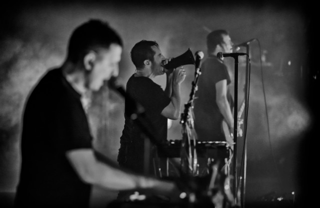 nine inch nails - the perfect drug live first time