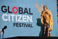 "Global Citizen Festival Barrier Collapses, Causing Panic and Injuries in ""Near-Stampede"""