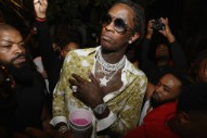 Stream Young Thug&#8217;s New <em>On the Rvn</em> EP, Featuring an Elton John Guest Spot