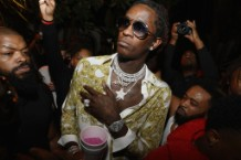 Young Thug On the Rvn EP Listen Elton John