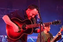 dave matthews band fall arena tour