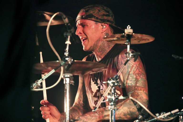 Travis Barker Blink-182 Accident Medical Issues Lawsuit