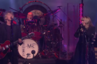 Watch the New Fleetwood Mac Lineup Perform &#8220;The Chain&#8221; and &#8220;Gypsy&#8221; on <i>Ellen</i>