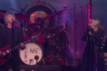 Fleetwood Mac Ellen Performance