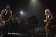 "Watch Metallica's Kirk Hammett and Robert Trujillo Cover Prince's ""When Doves Cry"" in Minneapolis"