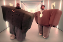 Kanye West Lil Pump I Love It Video