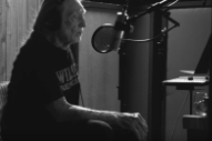 "Watch the Video for Willie Nelson's Version of Sinatra Favorite ""One For My Baby (And One More For the Road)"""