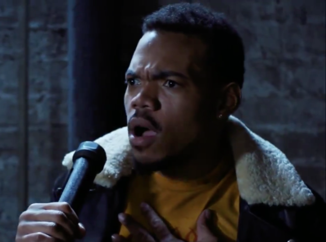 Slice Movie Watch Chance the Rapper Video