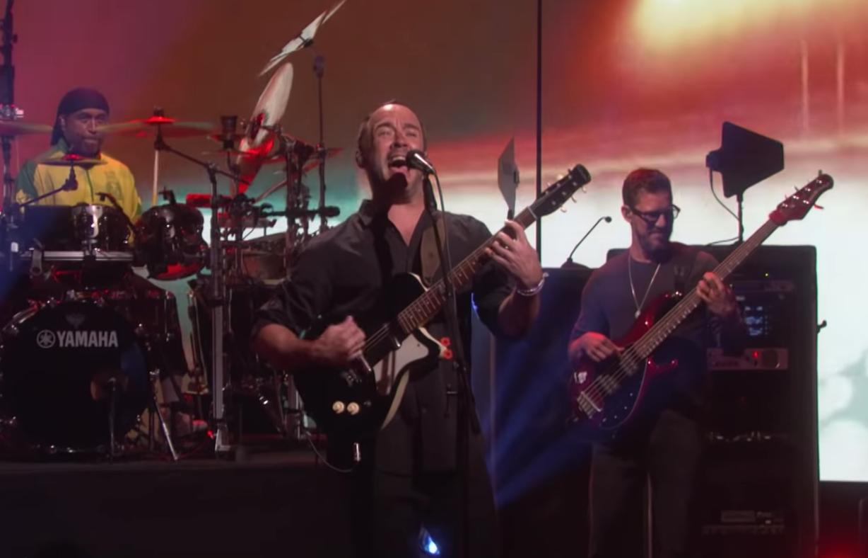 Dave Matthews Band Samurai Cop Performance Ellen Watch Video