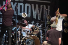 Dave Grohl Trombone Shorty Nirvana In Bloom Watch
