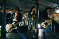 "Watch the Ramones' Previously Unseen Video for 1978's ""She's the One"""
