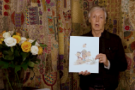 Paul McCartney Announces New Children&#8217;s Book <i>Hey Grandude!</i>