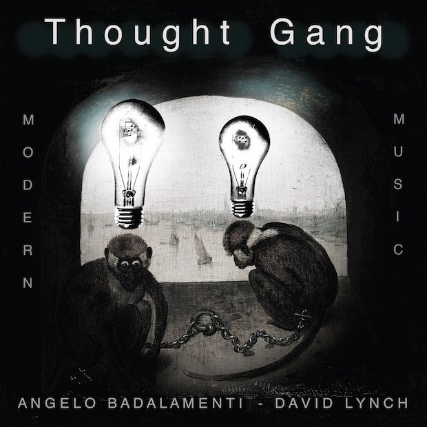 Thought Gang David Lynch Angelo Badalamenti