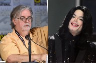 Matt Groening Confirms That Michael Jackson Really Voiced a Character on <i>The Simpsons</i>