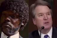 Viral <i>Pulp Fiction</i>/Brett Kavanaugh Video Was Actually Made by <i>Good Time</i> Directors Josh and Benny Safdie