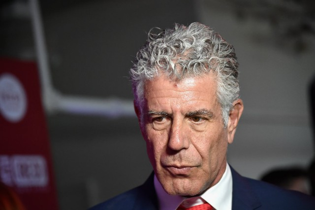 The Late Anthony Bourdain Won Two Emmys This Weekend