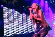 """Hear Ariana Grande Cover Thundercat's """"Them Changes"""" in the BBC Live Lounge"""
