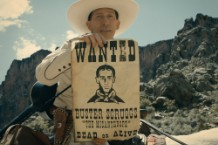 'The Ballad of Buster Scruggs' Trailer