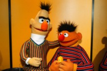 Bert and Ernie Are not Gay, per Sesame Street Statement