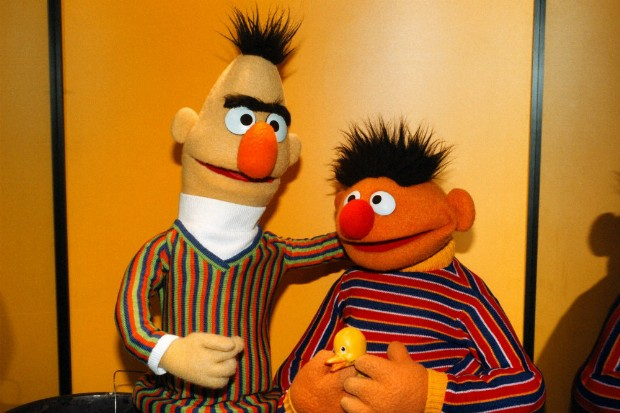 "Sesame Street Says Bert and Ernie ""Do Not Have a Sexual Orientation"""