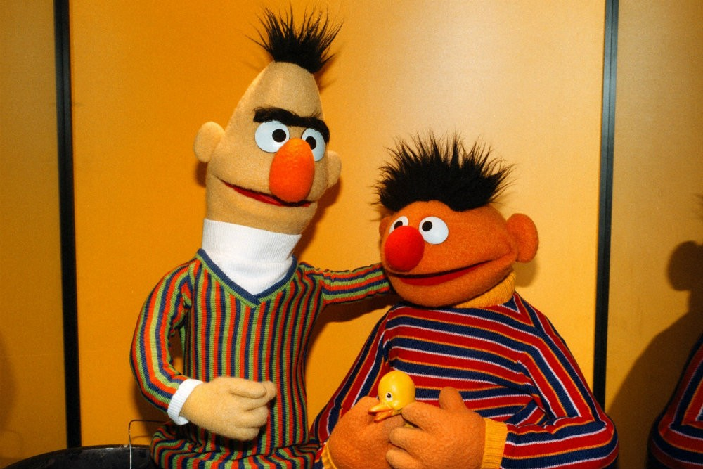 sesame street says bert and ernie do not have a sexual orientation