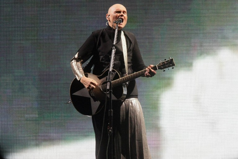 Billy Corgan Discusses D'arcy and Lollapalooza '94 in Zane Lowe Interview