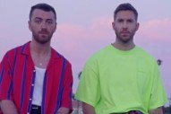 "Video: Calvin Harris & Sam Smith – ""Promises"""