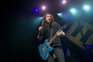 Dave Grohl to Auction Instruments Used in <i>PLAY</i> Doc