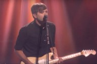 "Death Cab for Cutie Performs ""Gold Rush"" on <i>Ellen</i>"