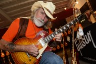"""Dickey Betts, Allman Brothers Founding Guitarist, Hospitalized With Brain Injury After """"Freak Accident"""""""
